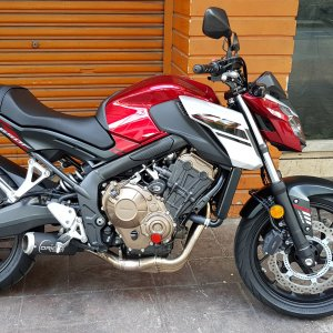 2018 Honda CB650F From The Philippines