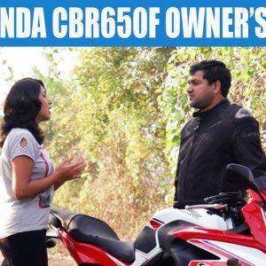 Honda CBR650F Long-Term Ownership Review @ 16000 kilometres - YouTube